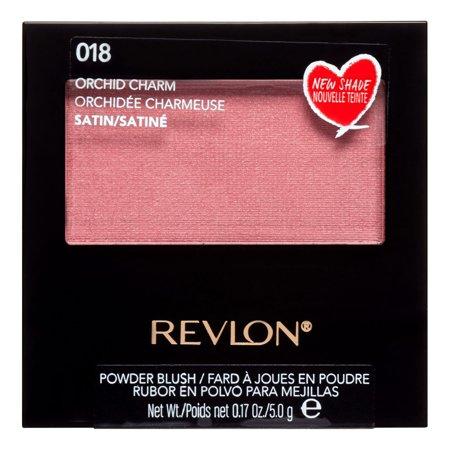 Revlon Blush Orchid Charm 018