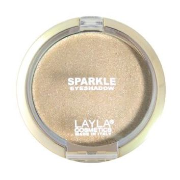 Layla Sparkle Eyeshadow 010
