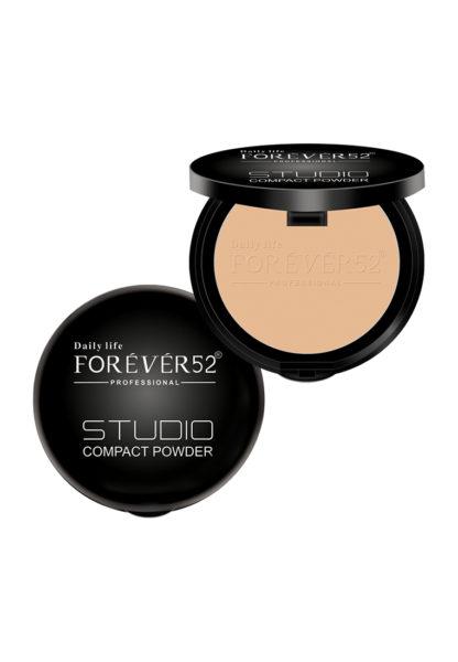 Forever52 Studio Compact Powder Beige NA005
