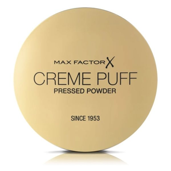 Max Factor Creme Puff 85 Light N Gay Compact