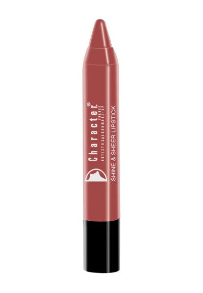 Character Shine & Sheer Lipstick Violet SSL025