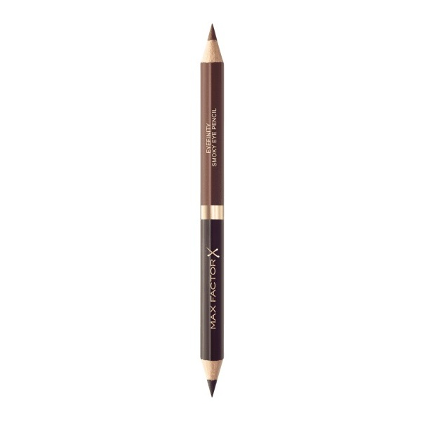 Max Factor Factor Eyefinity Smoky Eye Pencil 02 Black Charcoal / Brushed Copper