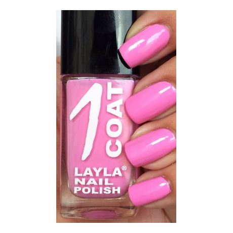 Layla 1 Coat Nail Polish Kir Royal 017