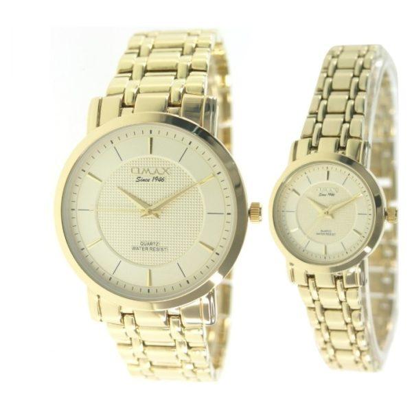 Omax 00ODC007Q011 00ODC008Q011 Pair Watch