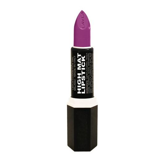 Layla High Mat Lipstick 007
