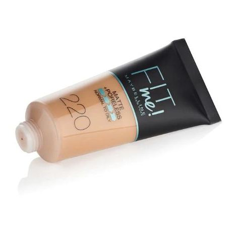 Maybelline Fit Me Matte 220 Foundation