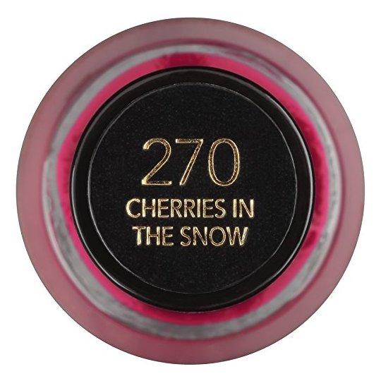 Revlon Nail Polish Cherries In The Snow 270