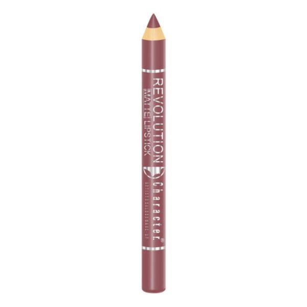 Character Revolution Matte Lipstick Brown RL006