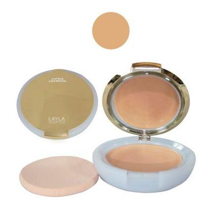 Layla Top Cover Creamy Powder 004