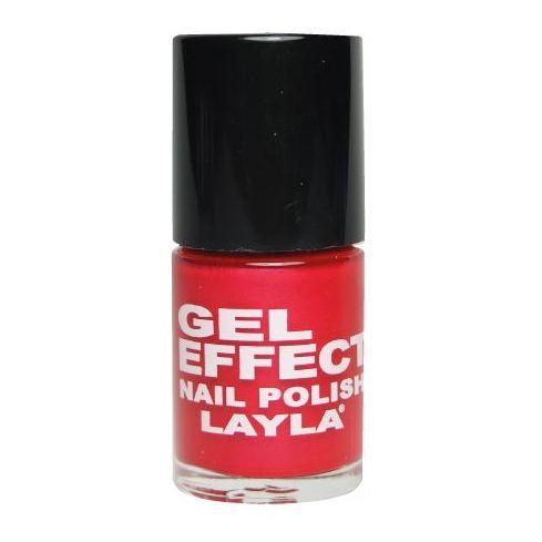 Layla Gel Effect Nail Polish Cayenne 028
