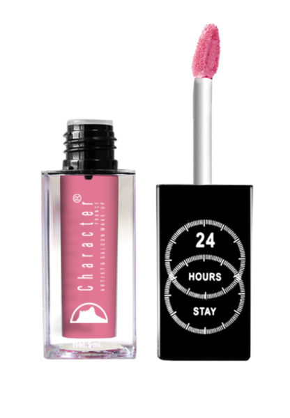 Character 24 Hour Stay Lipgloss Pink LPG042