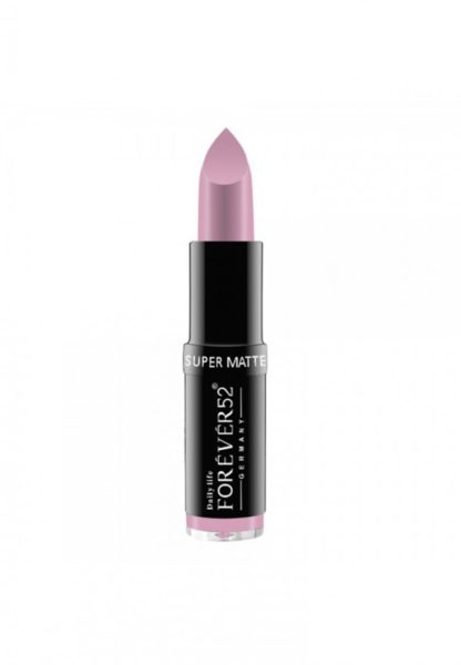 Forever52 Matte Long Lasting Lipstick Purple MLS033