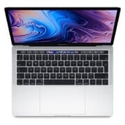 MacBook Pro 13 Touch Bar & Touch ID 2018 - Core i5 2.3GHz 8GB 256GB Shared 13.3inch Silver English
