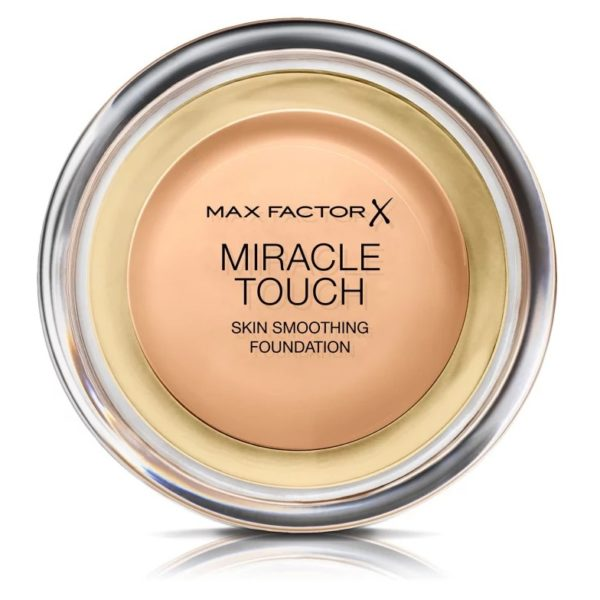 Max Factor Miracle Touch Foundation Golden 75