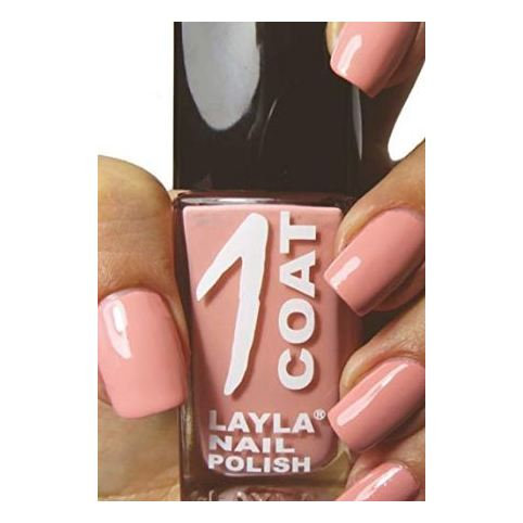 Layla 1 Coat Nail Polish Tropical 004