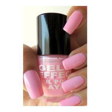 Layla Gel Effect Nail Polish Pink Puppet 014
