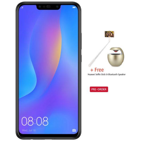 Buy Huawei Nova 3i 128GB Black Pre Order Dual Sim Smartphone