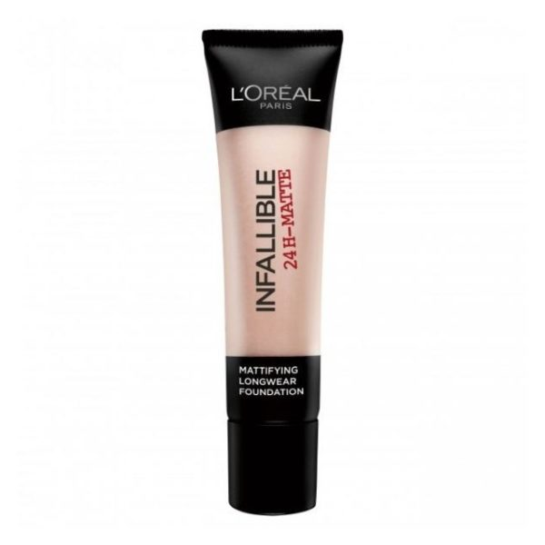 Loreal Infallible 24H Matte 13 Rose Beige Foundation