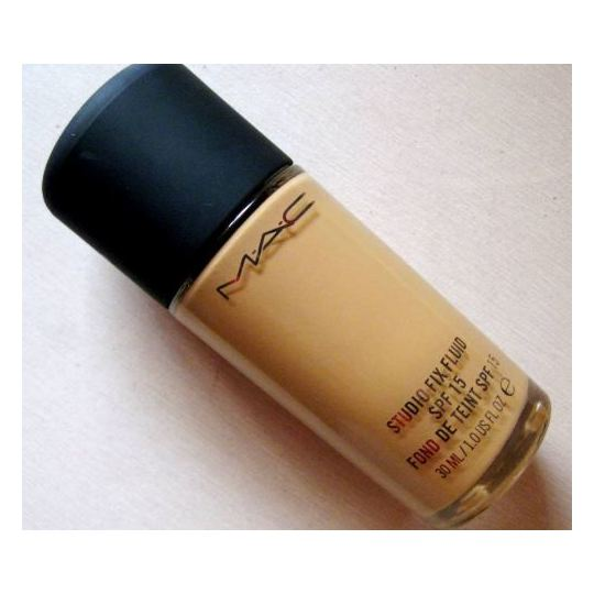MAC Studio Fix Fluid Spf15 NC42 Foundation