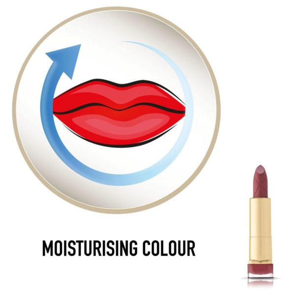 Max Factor Color Elixir Lipstick Rosewood - 833