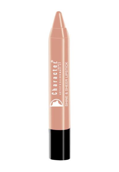 Character Shine & Sheer Lipstick Beige SSL027