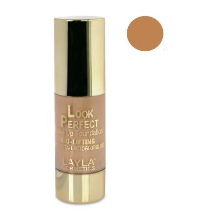 Layla Look Perfect Foundation 006