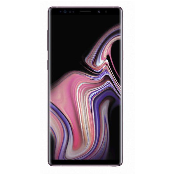 Samsung Galaxy Note9 512GB Lavender Purple 4G LTE Dual Sim Smartphone SMN960F