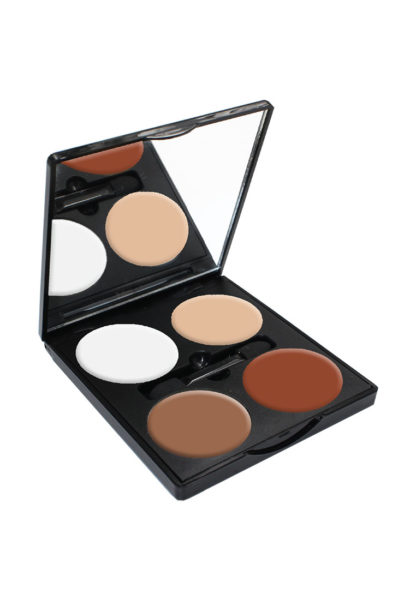 Character 4 Color Contour Cream/Powder Kit Multicolor CCK001