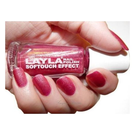 Layla Nail Polish Softouch Cherry Diva 005