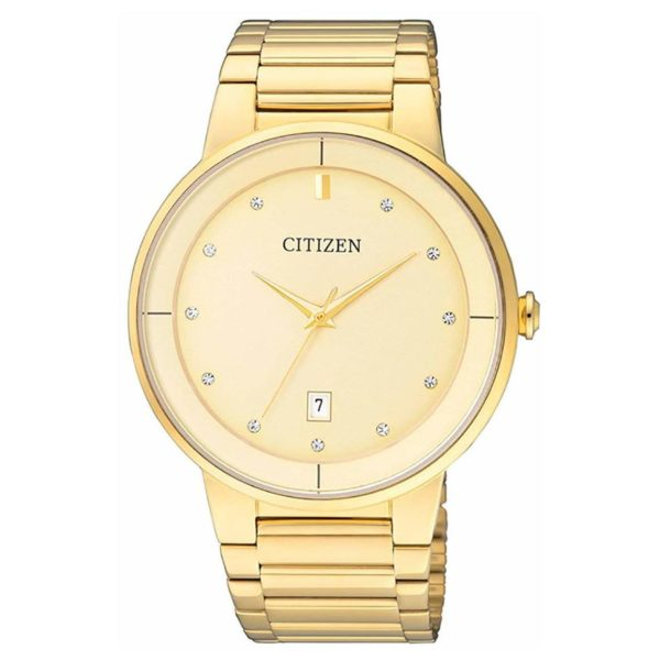 Citizen BI5012-53P Men's Wrist Watch