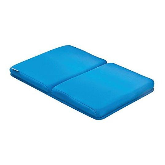 InterDesign IDjr Bath Kneeling Mat – Blue/Teal ID09651ES