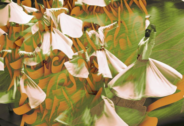 Desert Frames Art(172) Sufi Dancer Photo Frame 10x15cm