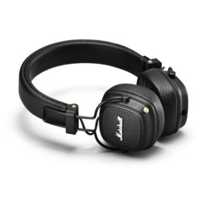 Marshall Major III Bluetooth On Ear Headphone Black