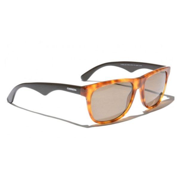 Carrera Wayfarer Unisex Sunglasses - CARRERA6003BEK6J
