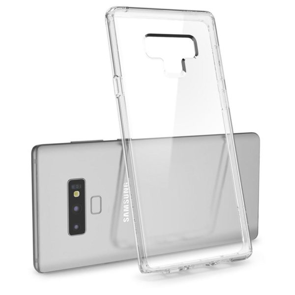 wholesale dealer 3caa5 b76cf Buy Spigen Ultra Hybrid Crystal Clear Case For Galaxy Note 9 – Price ...