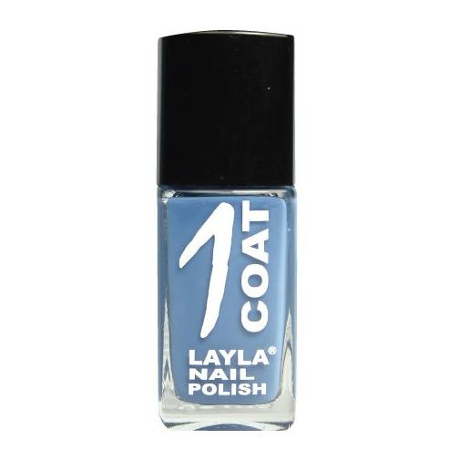 Layla 1 Coat Nail Polish Miami Ice 019