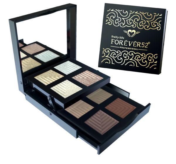 Forever52 Classy Eyeshadow Kit Multicolor CEK002