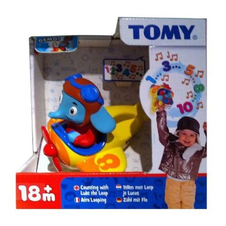 Tomy Toomies Counting Luke The Loop E72202