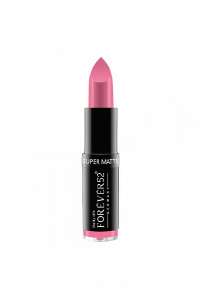 Forever52 Matte Long Lasting Lipstick Pink MLS005