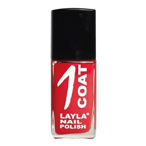 Layla 1 Coat Nail Polish Cherry Brandy 021