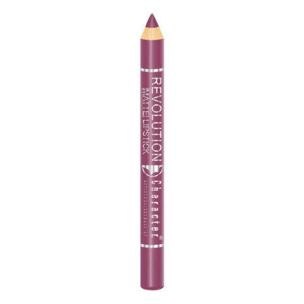 Character Revolution Matte Lipstick Pink RL010