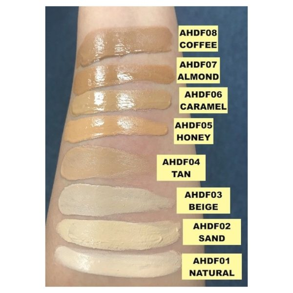 Absolute New York ABS0AHDF02 Foundation