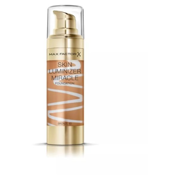 Max Factor Skin Luminizer Foundation - 80 Bronze