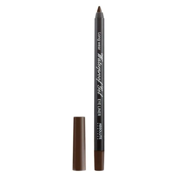 Absolute New York Waterproof Gel Eyeliner Dark Brown ABS00NFB83