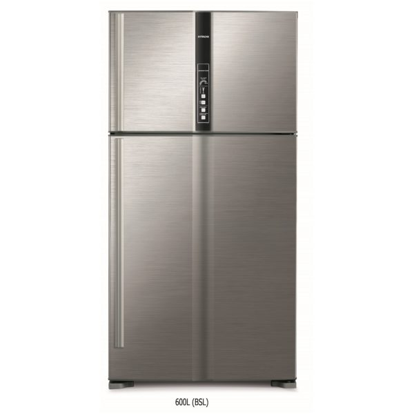 Hitachi Top Mount Refrigerators 990 Litres RV990PUK1KBSL