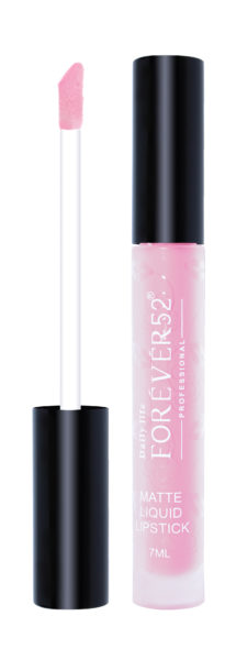 Forever52 Matt Liquid Lipstick Light Pink YLC011