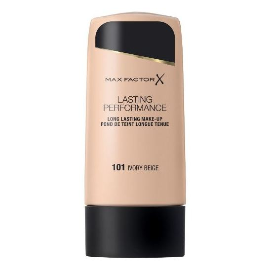 Max Factor Lasting Performance Foundation 101 Ivory Beige 81455019