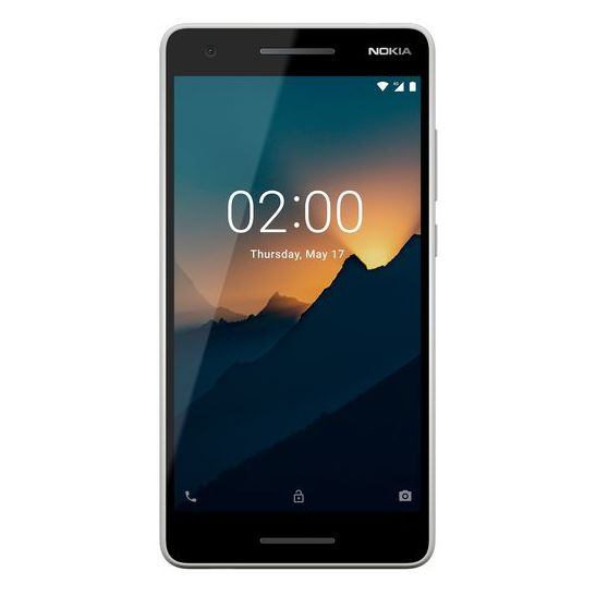 Nokia 2.1 8GB Grey Silver Dual Sim Smartphone TA1080