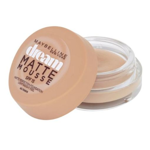 Maybelline Dream Matte Mousse 40 Fawn Foundation