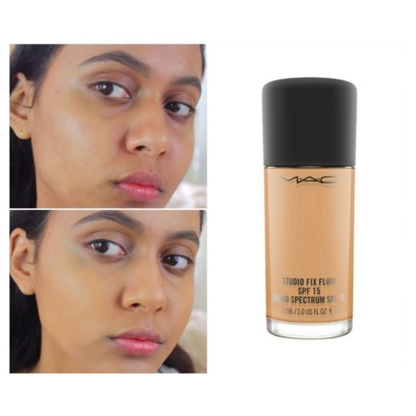 MAC Studio Fix Flude SPF15 NC42 with FOND DE TEINT 30ml Foundation